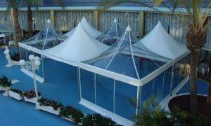 catálogo Alquiler carpas pagoda Top Tent