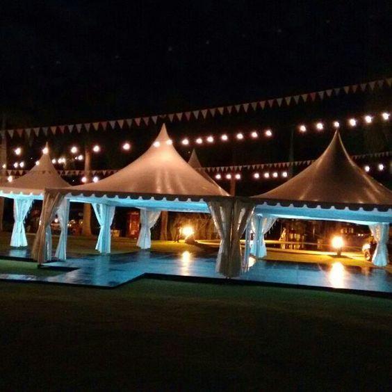 Alquiler carpas pagoda top tent