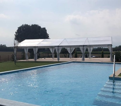eventos multitudinarios alquiler carpas pabellon Top Tent