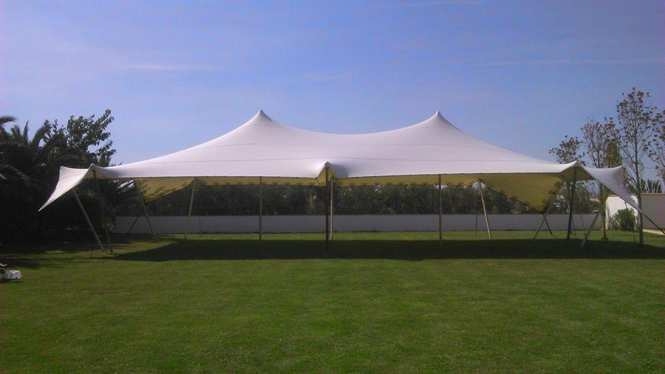 beduina top tent carpa evento empresa