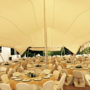 boda interior carpa beduina Top tent Barcelona