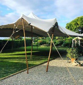 alquiler de carpas beduinas Top Tent boda