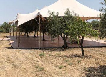 carpa beduina eventos de empresas Top Tent