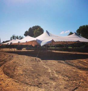 carpa beduina grande boda Top Tent