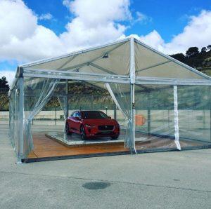 carpa pabellon evento coche Top Tent