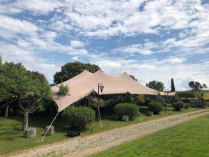 Beduina Top tent alquiler