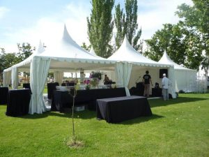 evento empresa Top Tent