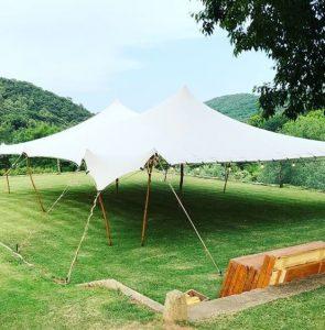 carpa beduina boda Top Tent alquiler