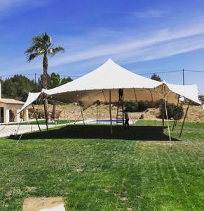 alquiler carpa beduina tarragona