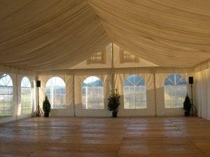 protección carpa boda top tent