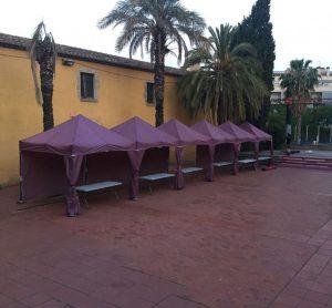 ventajas carpas top tent