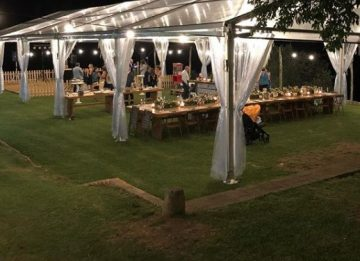alquiler Top Tent boda