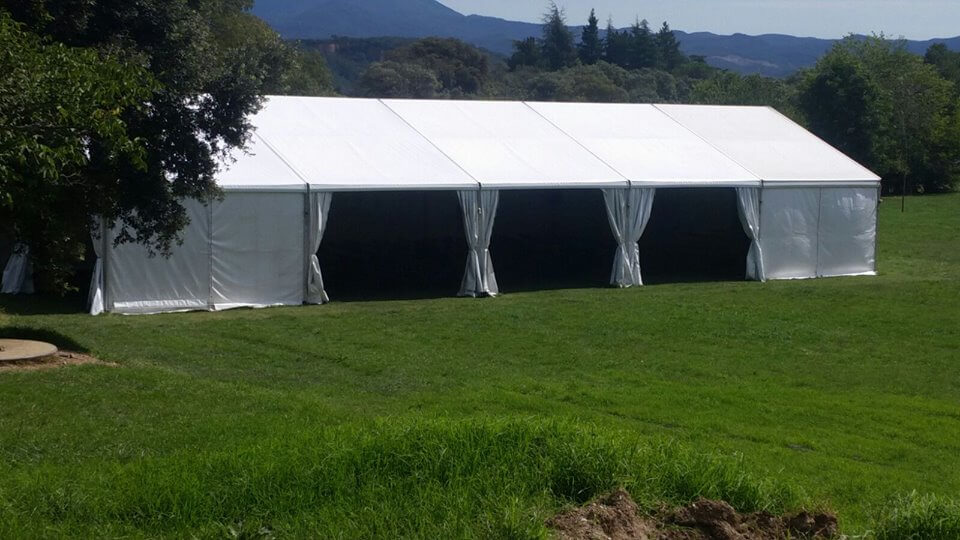 carpa para eventos top tent alquiler
