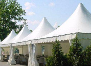 variedad de carpas eventos top tent