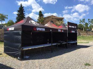plegables carpas corportivo deportivo Top Tent