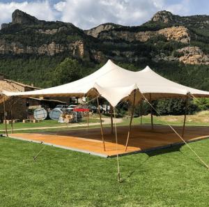 ventajas y desventajas carpas beduinas top tent