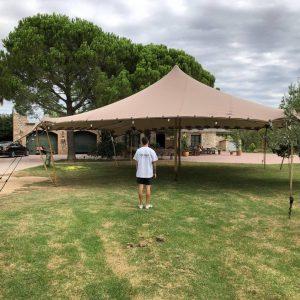 girona Figueres alquiler Top Tent