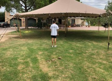 beneficios carpas beduinas alquiler Top Tent