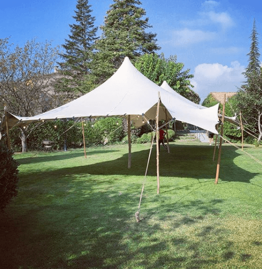 aragon boda carpa top tent