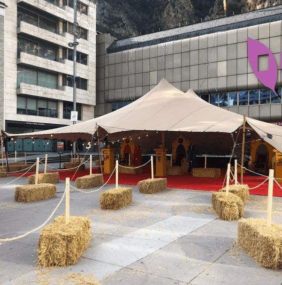 carpa beduina andorra top tent